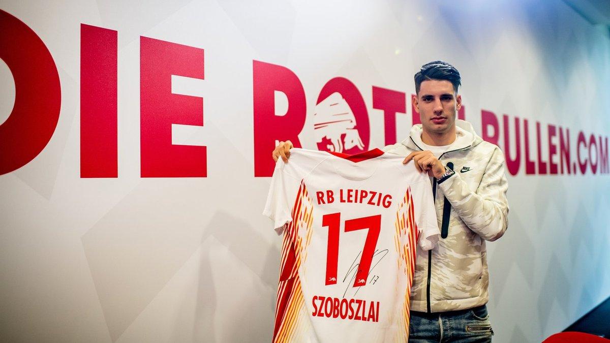 Собослай став гравцем РБ Лейпциг