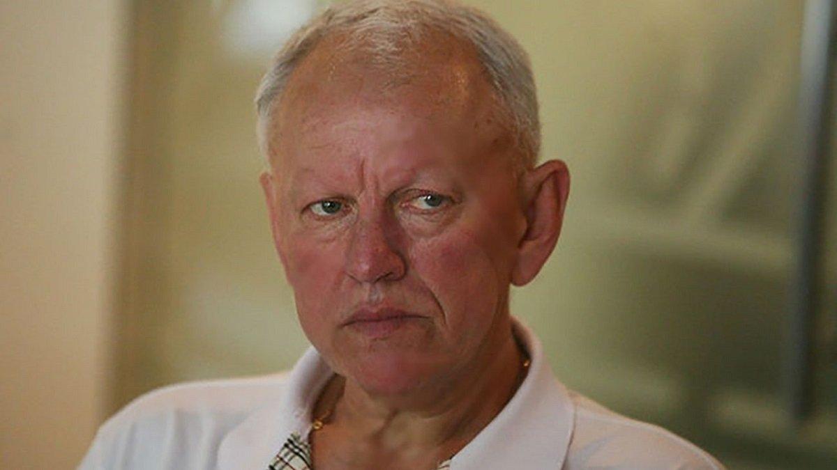 На НСК Олімпійський відбулось прощання з Петром Слободяном