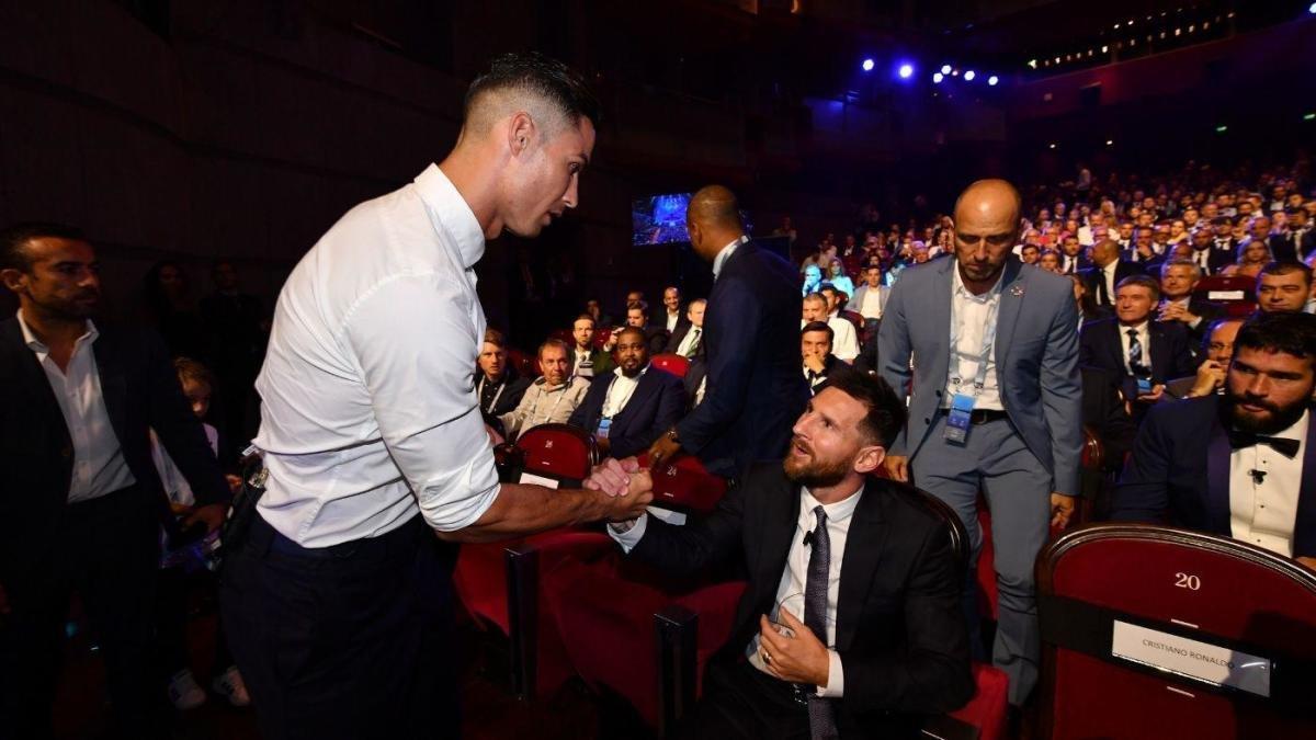 FIFA The Best-2020: символічна збірна року