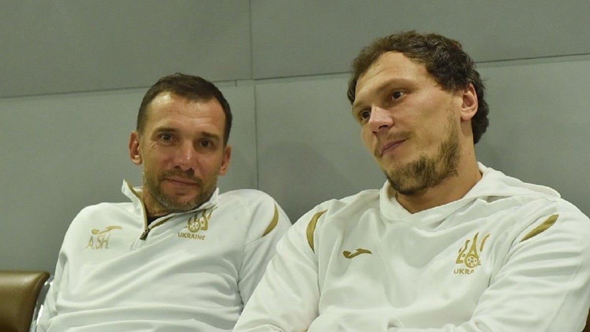 FIFA The Best-2020 – за кого голосовали Шевченко и Пятов как представители Украины