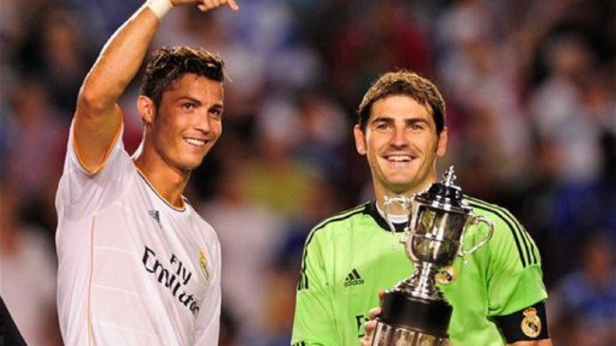 Касільяс зізнався, хто був головним мотиватором Роналду в Реалі