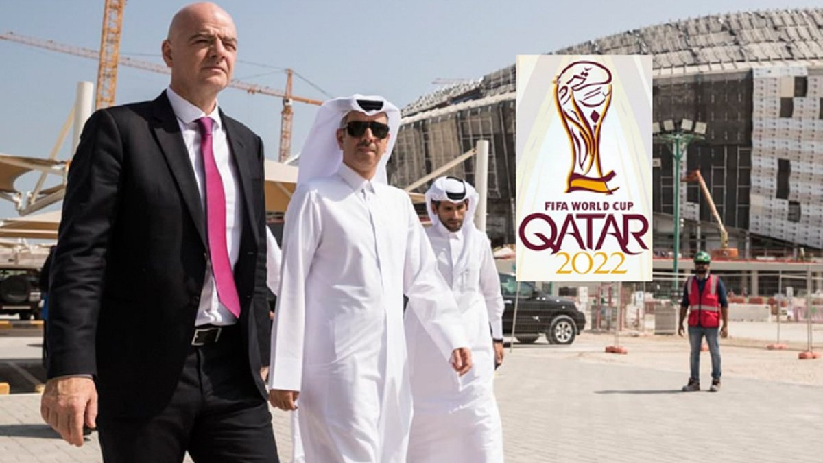 ЧМ-2022: Катар открыл четвертый стадион к Мундиалю – впечатляющие фото