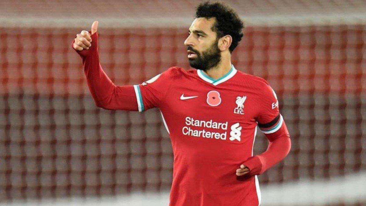 Салах не исключает возможности трансфера в Реал или Барселону