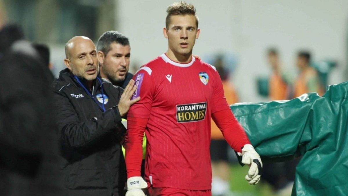 Рудько заинтересовал Аустрию и несколько европейских клубов – экс-кипер Динамо прокомментировал интерес