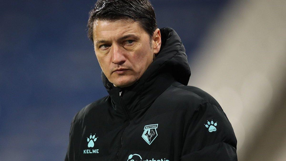 Уотфорд уволил главного тренера – клуб из Чемпионшип претендует на выход в АПЛ