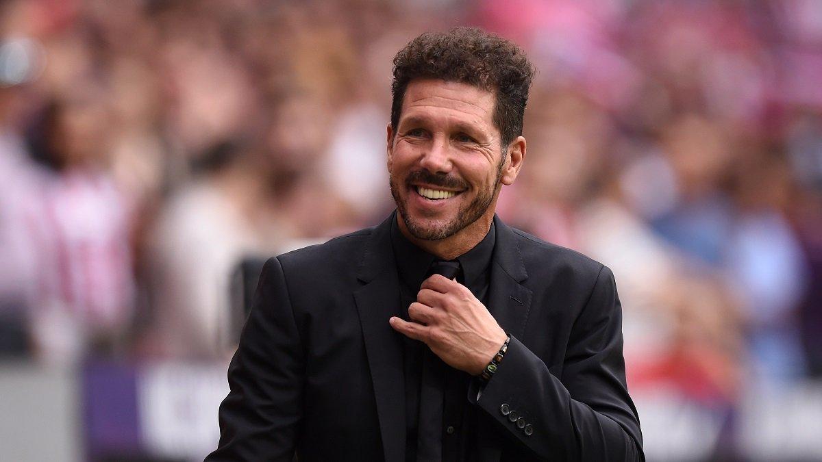 Атлетіко готує новий контракт для Сімеоне, – Marca