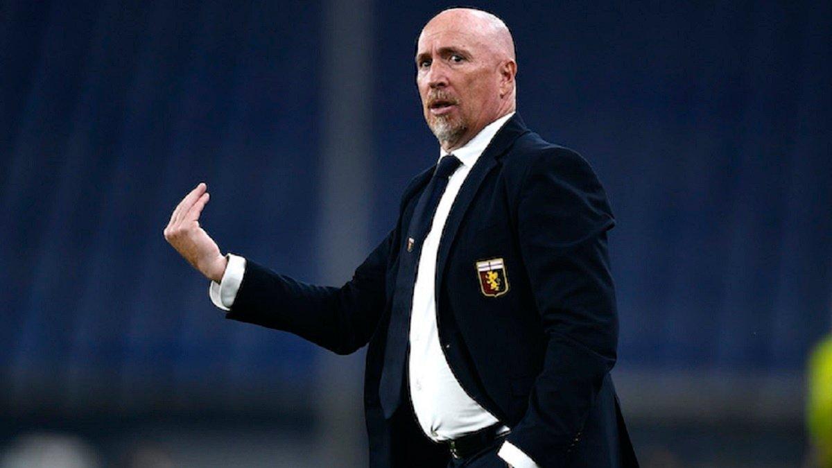 Дженоа официально уволил главного тренера – вторая отставка сезона в Серии А