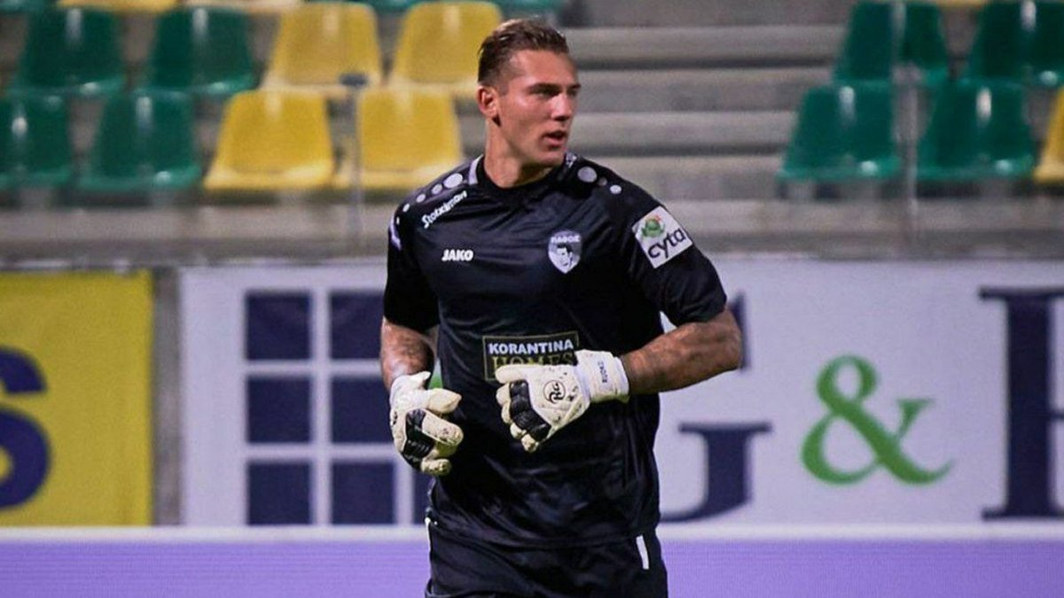 Рудько офіційно продовжив контракт з Пафосом
