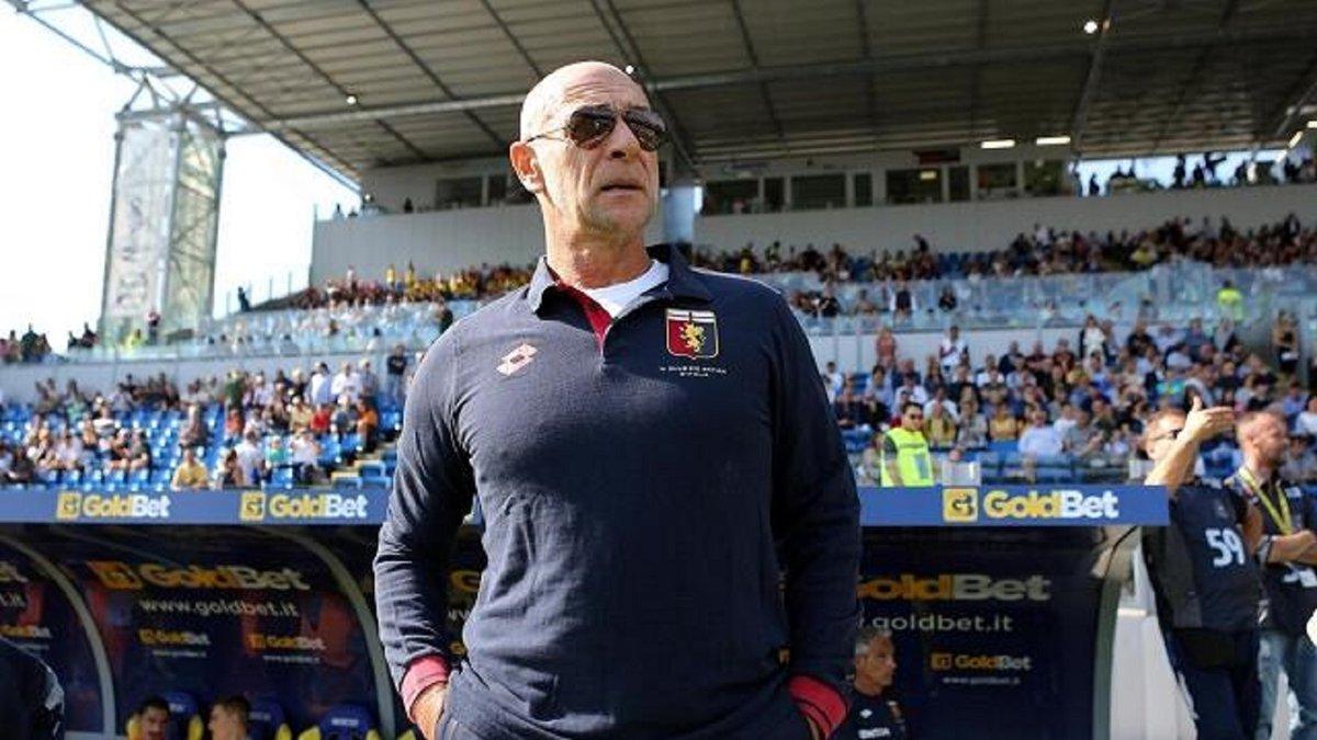 Дженоа оголосив ім'я нового тренера – фахівець вчетверте очолив клуб