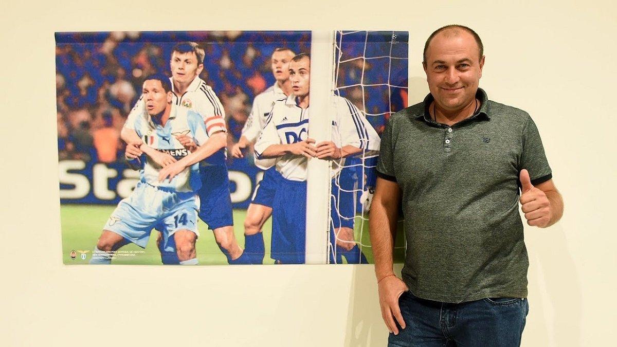 Зубов вспомнил свой шедевр в ворота Спарты – один из лучших голов в истории Лиги чемпионов