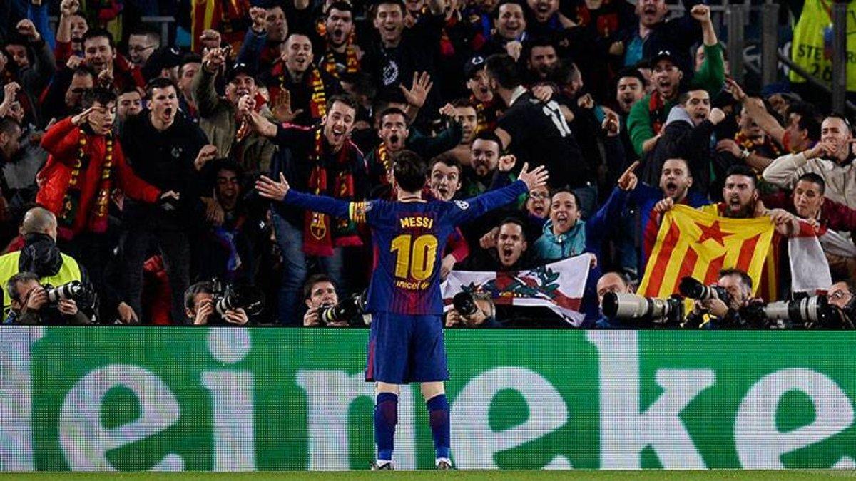 Мессі розповів, як порожні трибуни впливають на гру Барселони