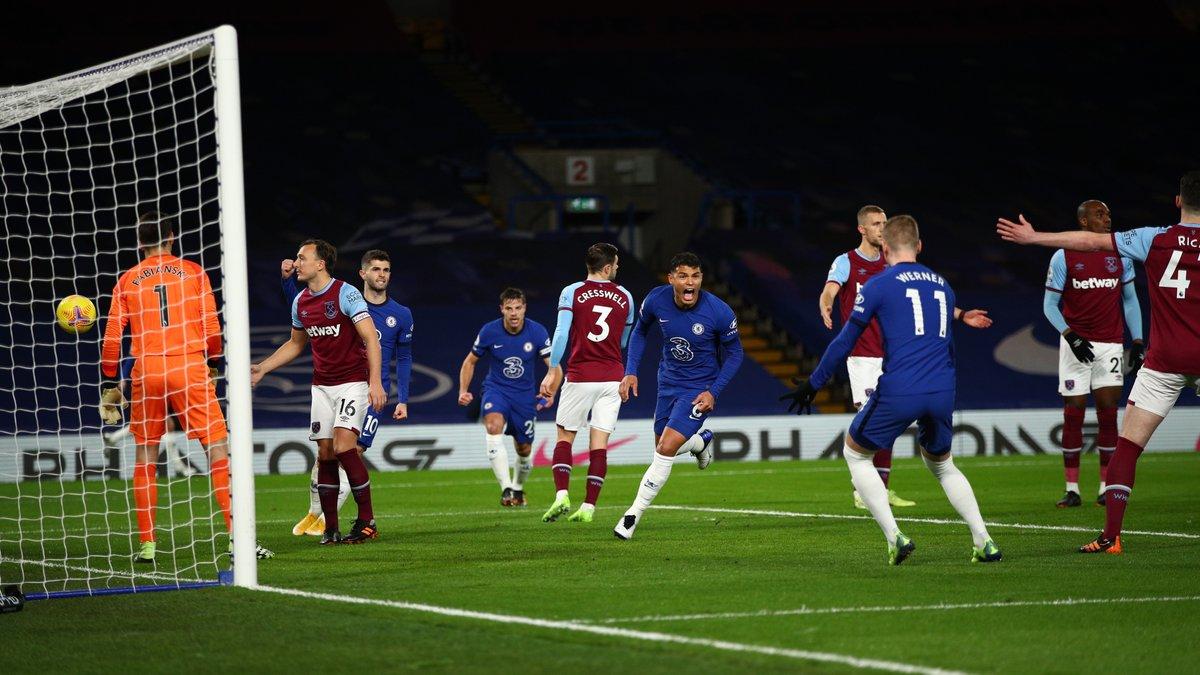 Челсі – Вест Хем – 3:0 – відео голів та огляд матчу
