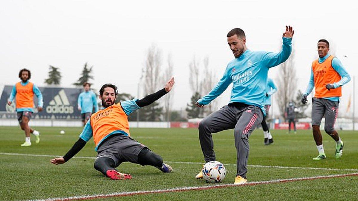 Реал объявил заявку на матч против Гранады – Лунин в обойме, Азар восстановился от травмы