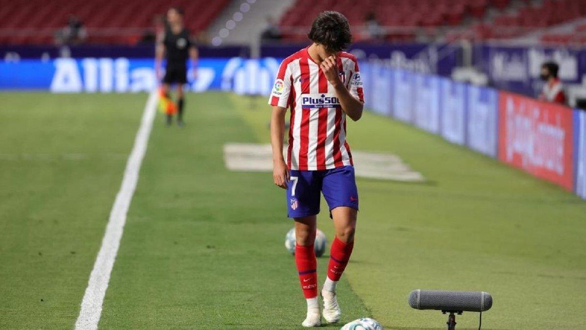 Феліш не допоможе Атлетіко у центральному матчі туру Ла Ліги
