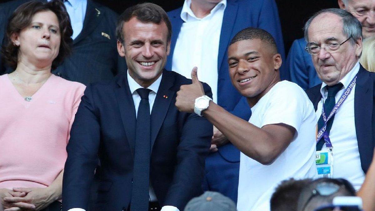 Мбаппе став другим у голосуванні за найкращого спортсмена Франції