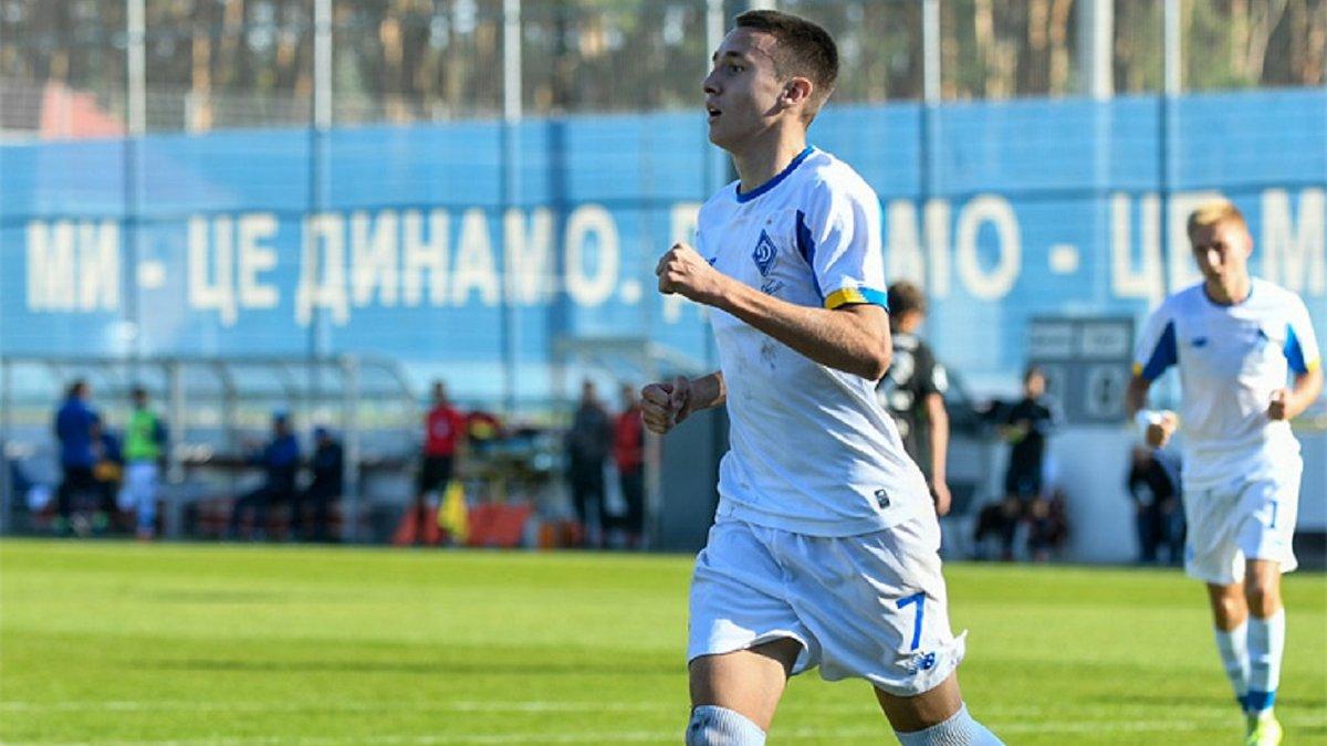 Лучший бомбардир Динамо U-21 надеется получить шанс на зимних сборах первой команды