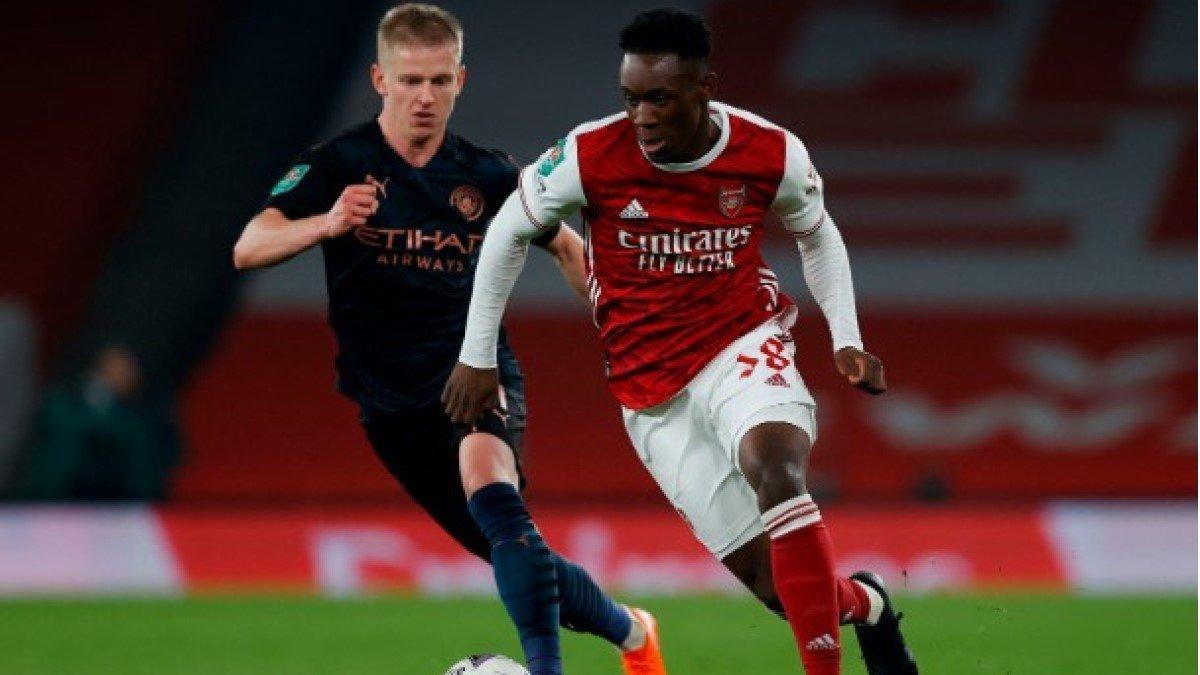 """Арсенал – Манчестер Сити: Зинченко стал одним из худших игроков """"горожан"""" несмотря на ассист"""