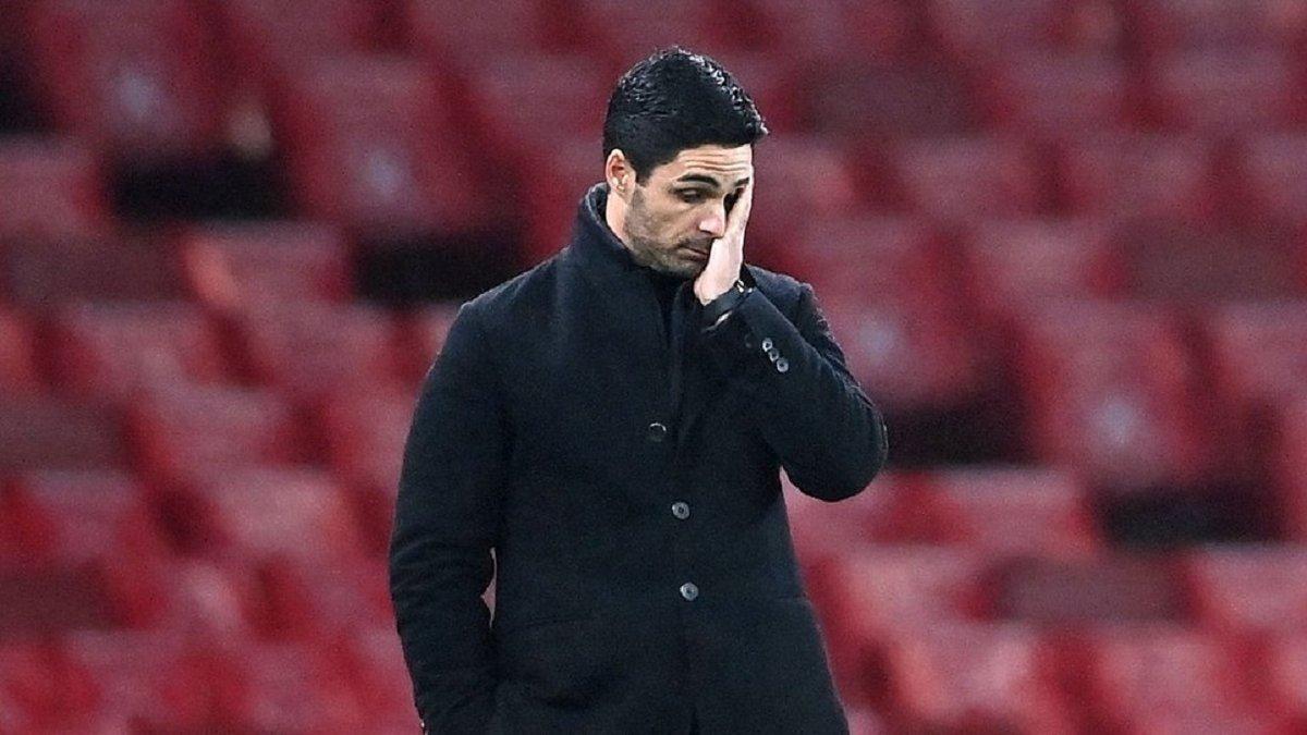 """""""Манчестер Сити забил из офсайда, и мы снова проиграли"""": Артета списал очередной провал на """"странные моменты"""""""