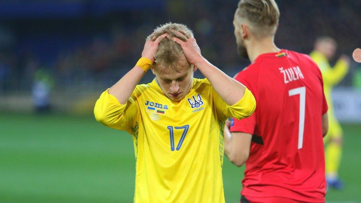 Зинченко поздравил российский клуб с первым юбилеем