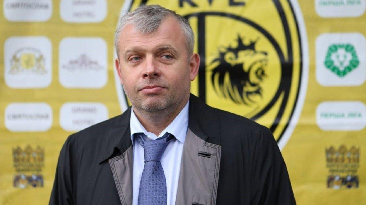 Рух обратился в комитет этики УАФ насчет обвинений клубов УПЛ в нечестной игре со стороны президента Ингульца