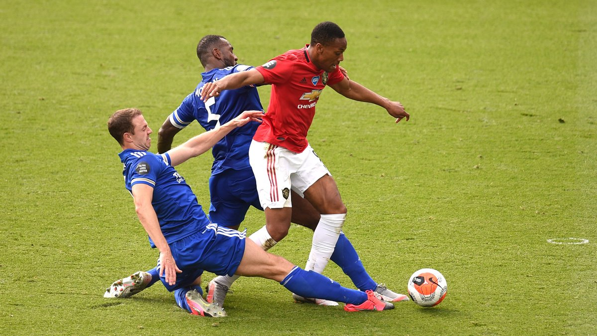 Лестер Сіті – Манчестер Юнайтед: онлайн-трансляція матчу АПЛ