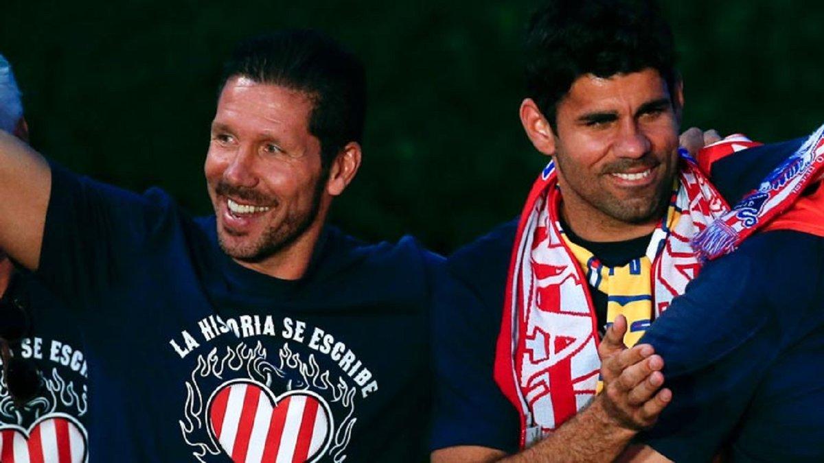Атлетико не будет продлевать контракт с Костой – форварду уже подыскали замену