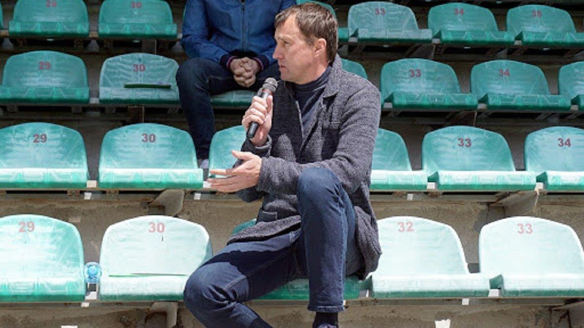 """""""Футбольная команда – это фарш"""": президент Ингульца назвал топ-3 тренеров УПЛ"""