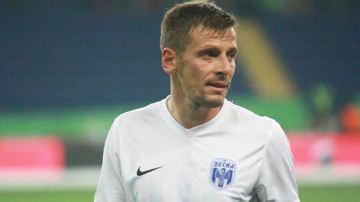Гітченко зробив сміливий прогноз щодо потрапляння Десни у Лігу чемпіонів