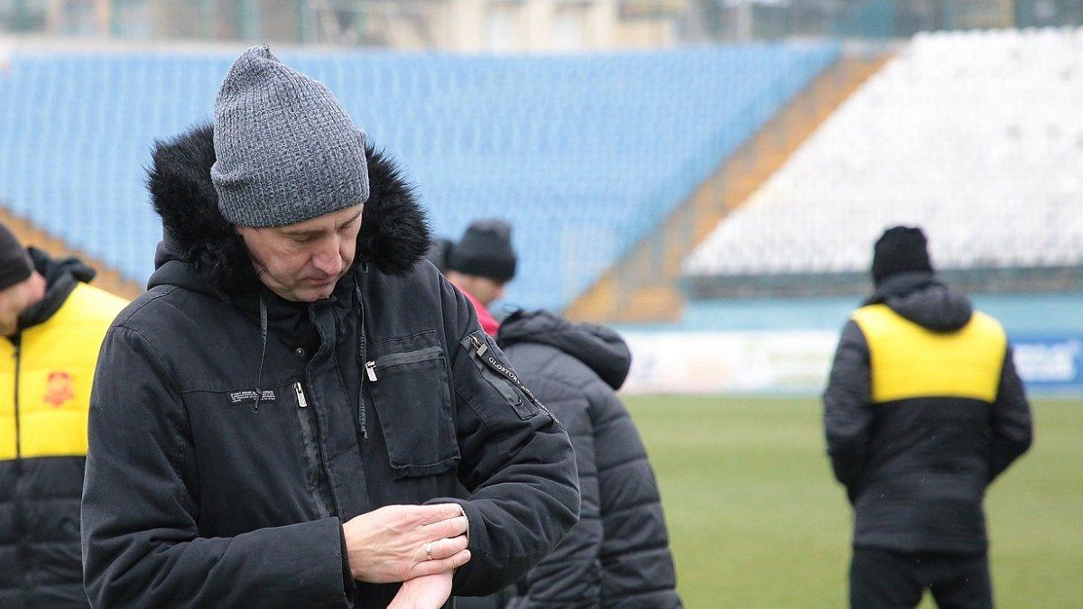Лавриненко озвучил главную задачу Ингульца в УПЛ