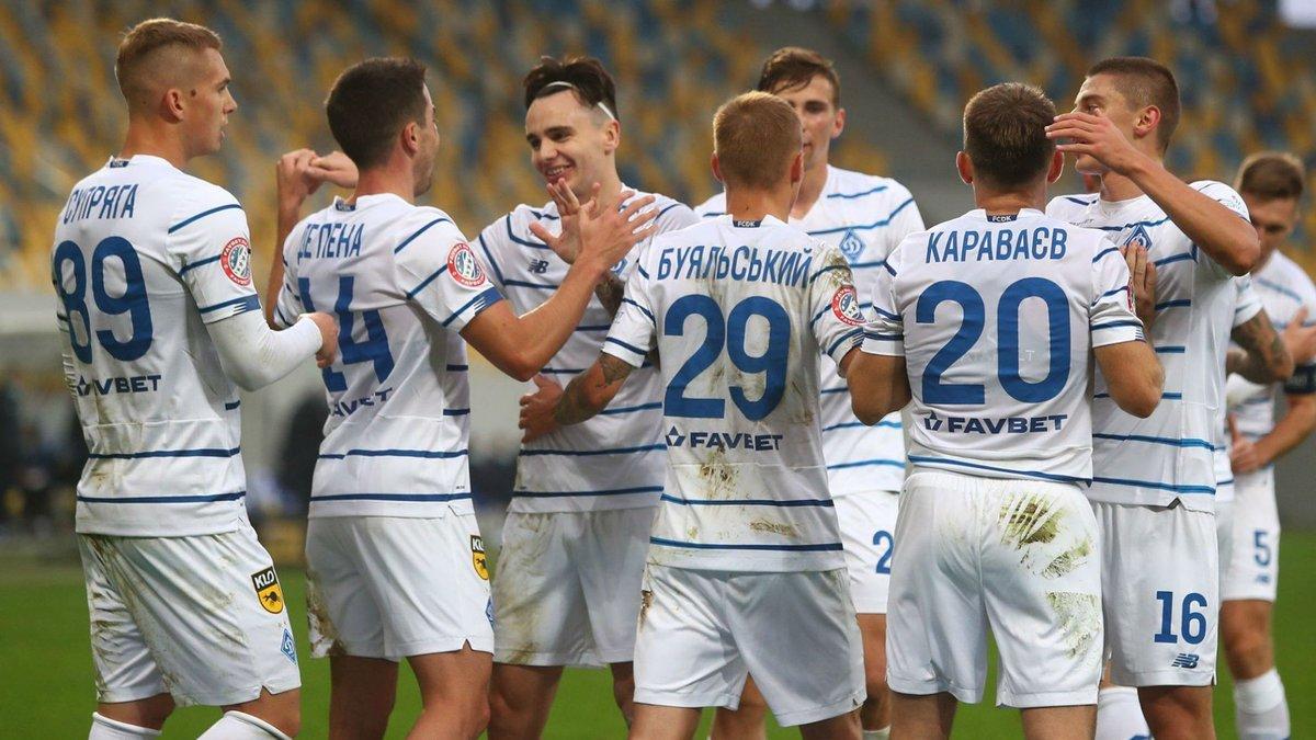 Динамо с уникальным показателем находится вблизи топ-10 исторического рейтинга Лиги чемпионов