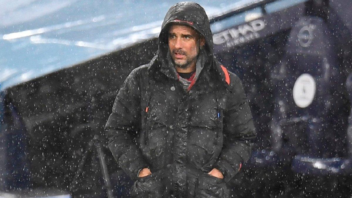 """""""Ми дуже далеко від вершини"""": Гвардіола зберігає спокій навіть після """"найкращої гри в сезоні"""""""