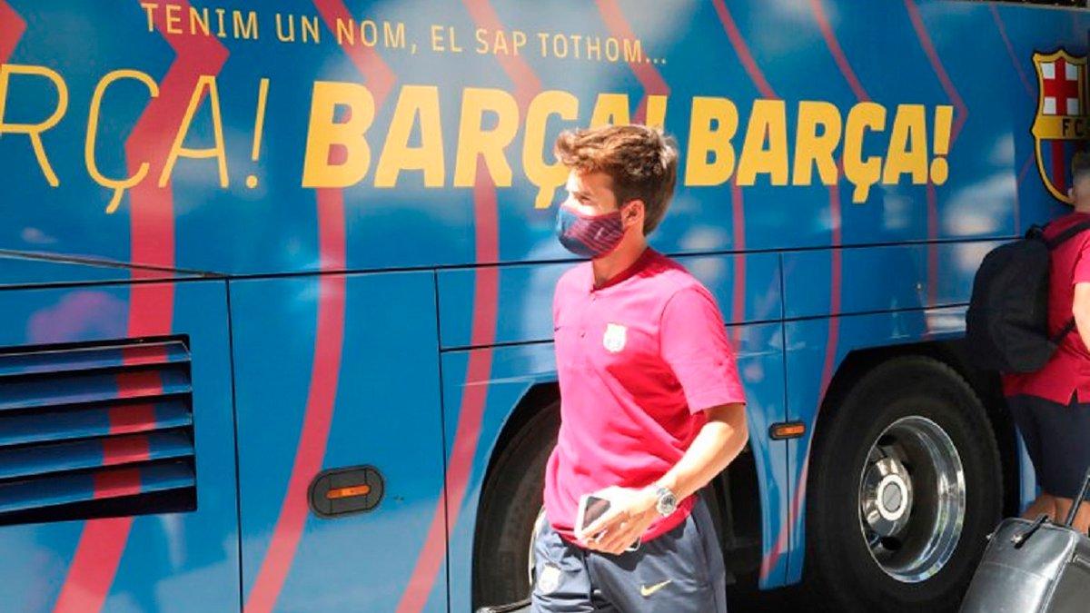 """""""Крыса"""" Барселоны Пуч может оказаться в Манчестер Сити – экс-наставник """"горожан"""" стоит преградой"""