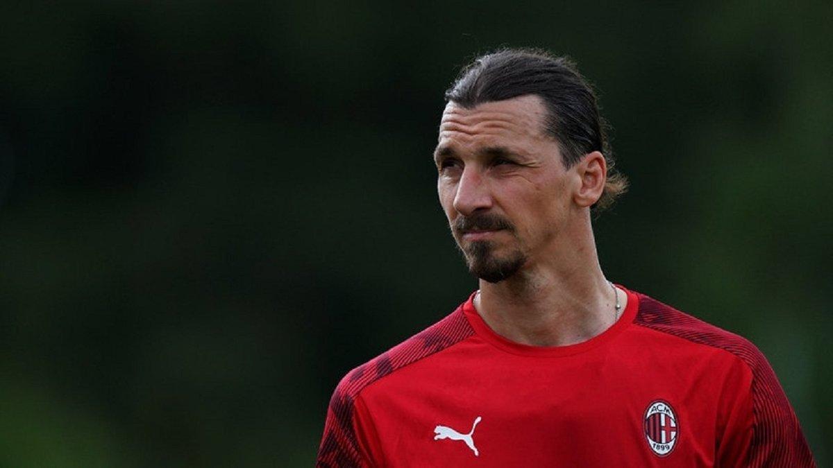 Милан даже не начинал переговоры о новом контракте с Ибрагимовичем