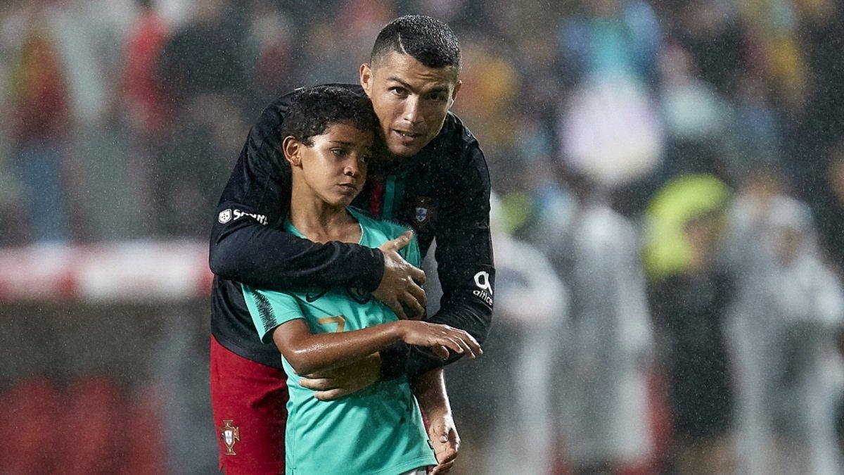 Роналду признался, чем его раздражает собственный сын