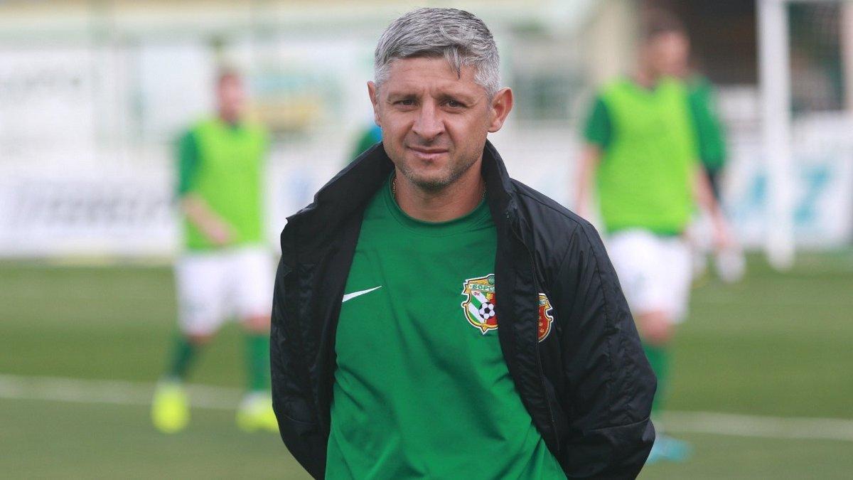 Экс-полузащитник сборной Украины может возглавить клуб Второй лиги