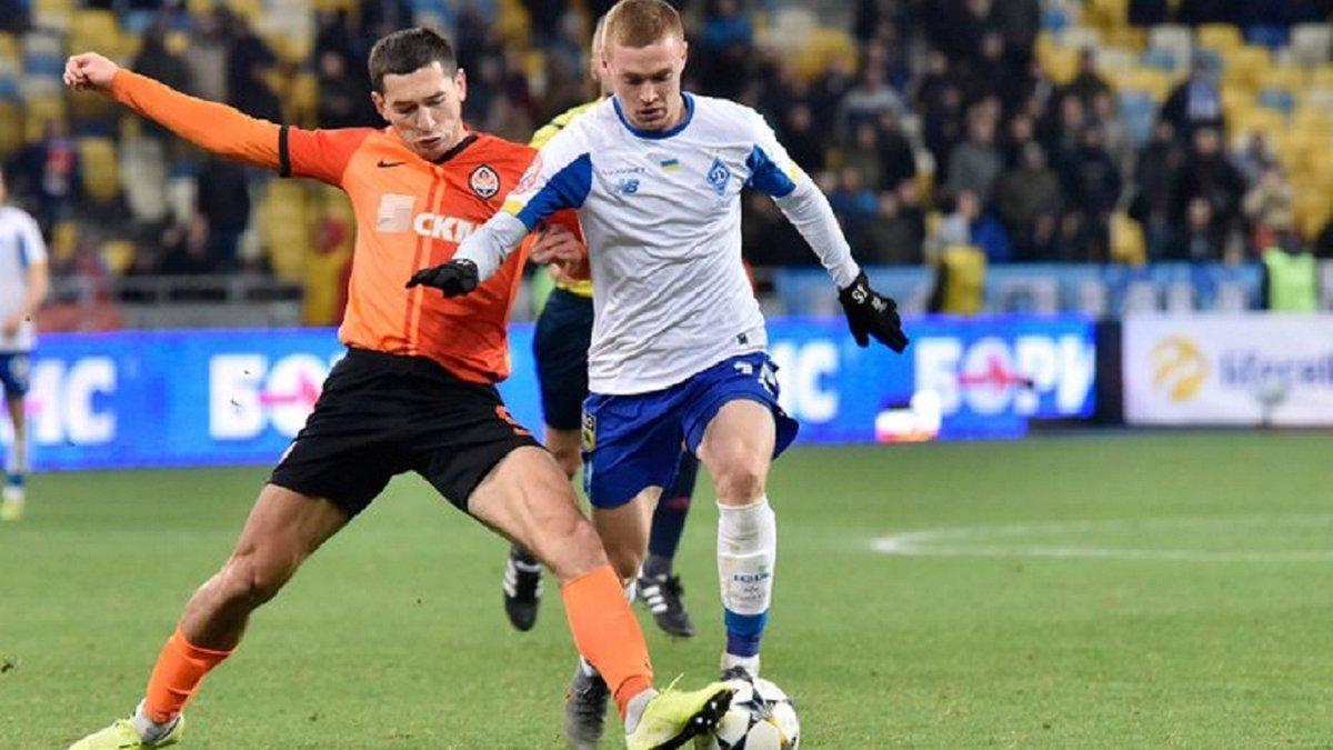 Кварцяний виділив найкращого українського футболіста року