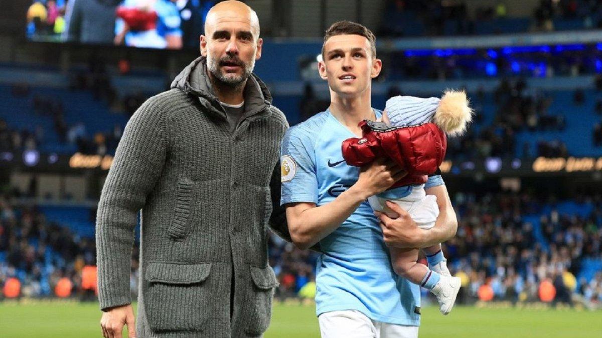 Фоден має претензії до Гвардіоли – хавбек визначився зі своїм майбутнім в Манчестер Сіті