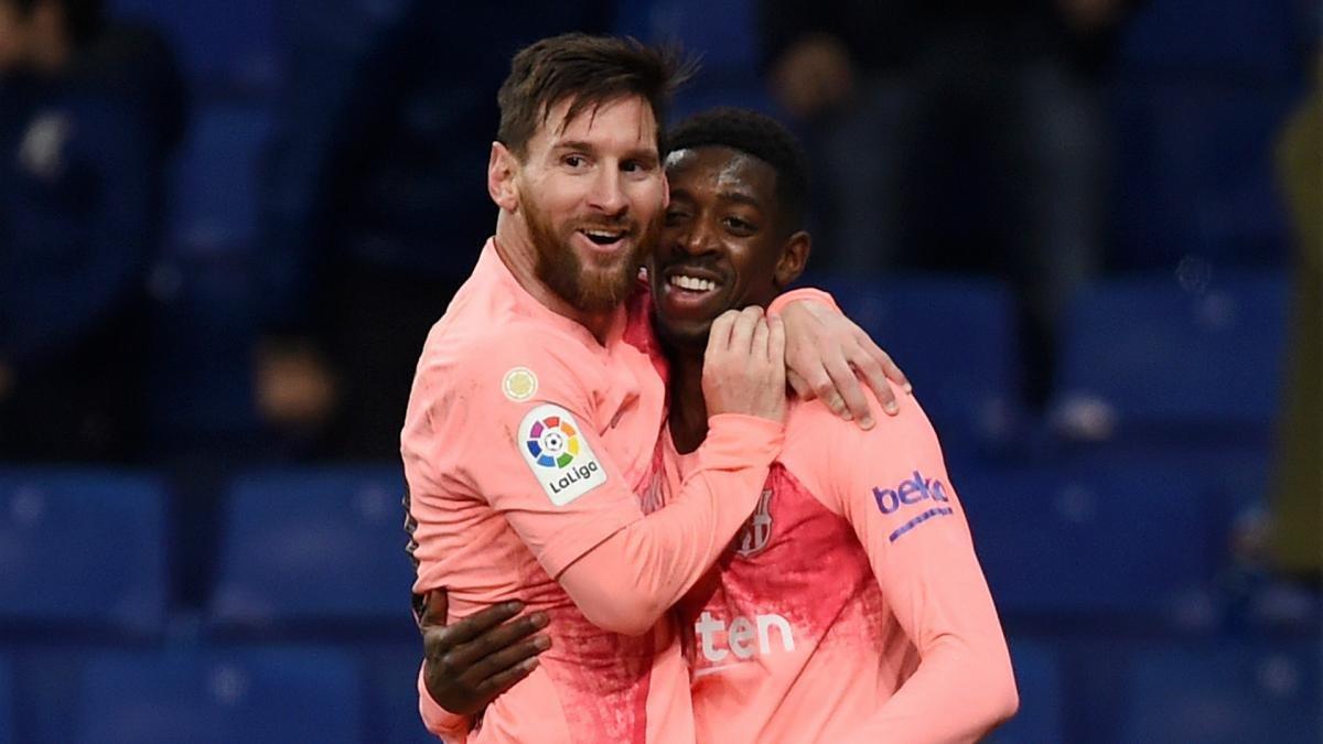 Барселона объявила заявку на матч против Эйбара – без Месси, но со звездным пополнением