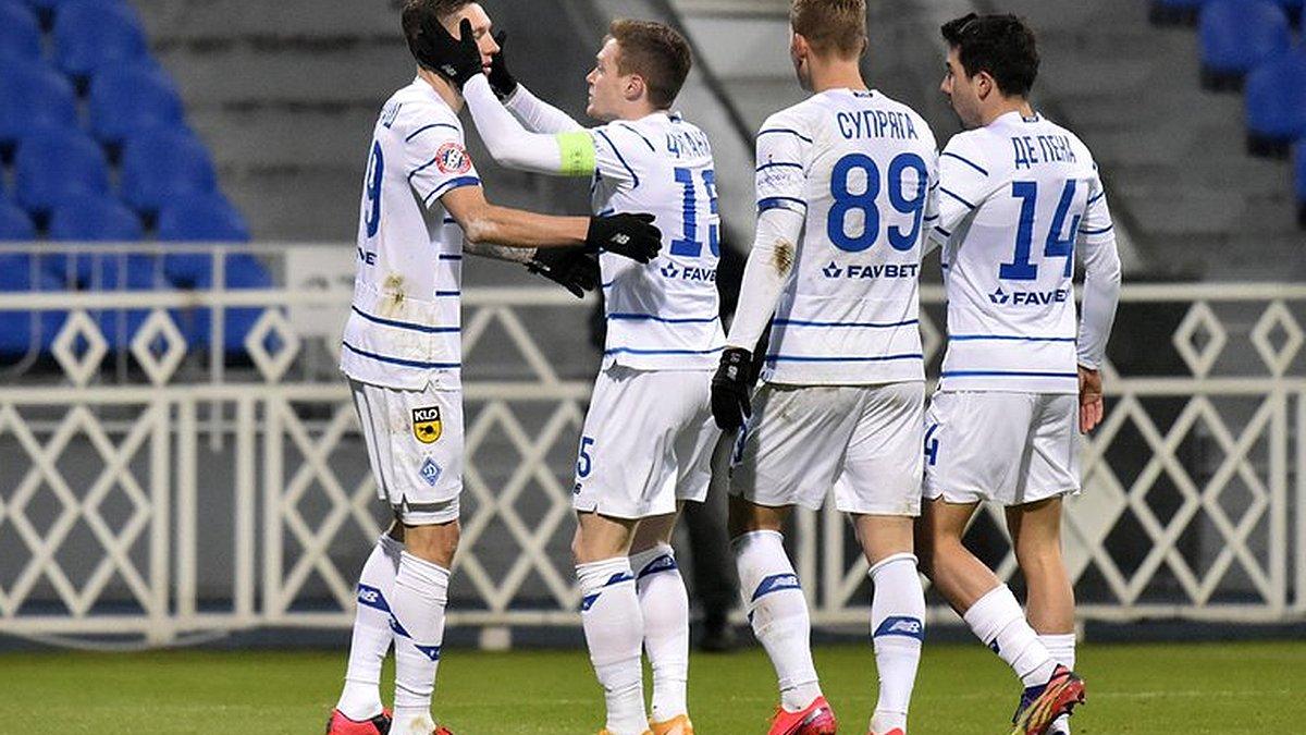 Динамо визначилось із транслятором матчів до кінця сезону