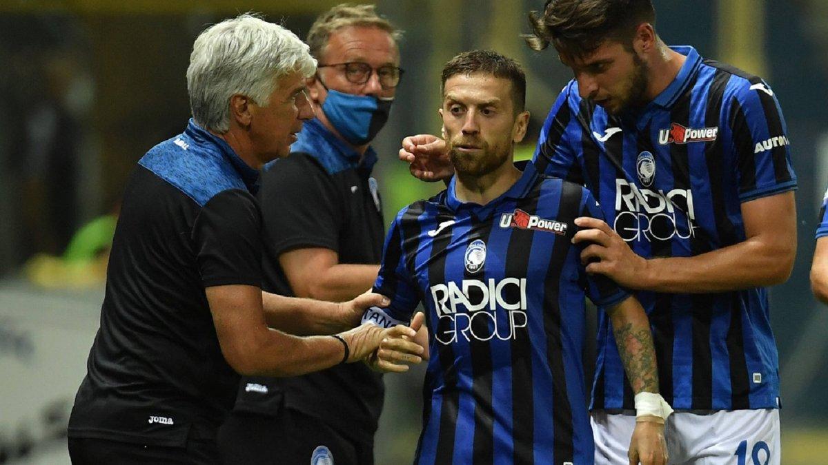 Аталанта не смогла примирить Гомеса и Гасперини – форвард договорился о контракте с Интером, но есть препятствия
