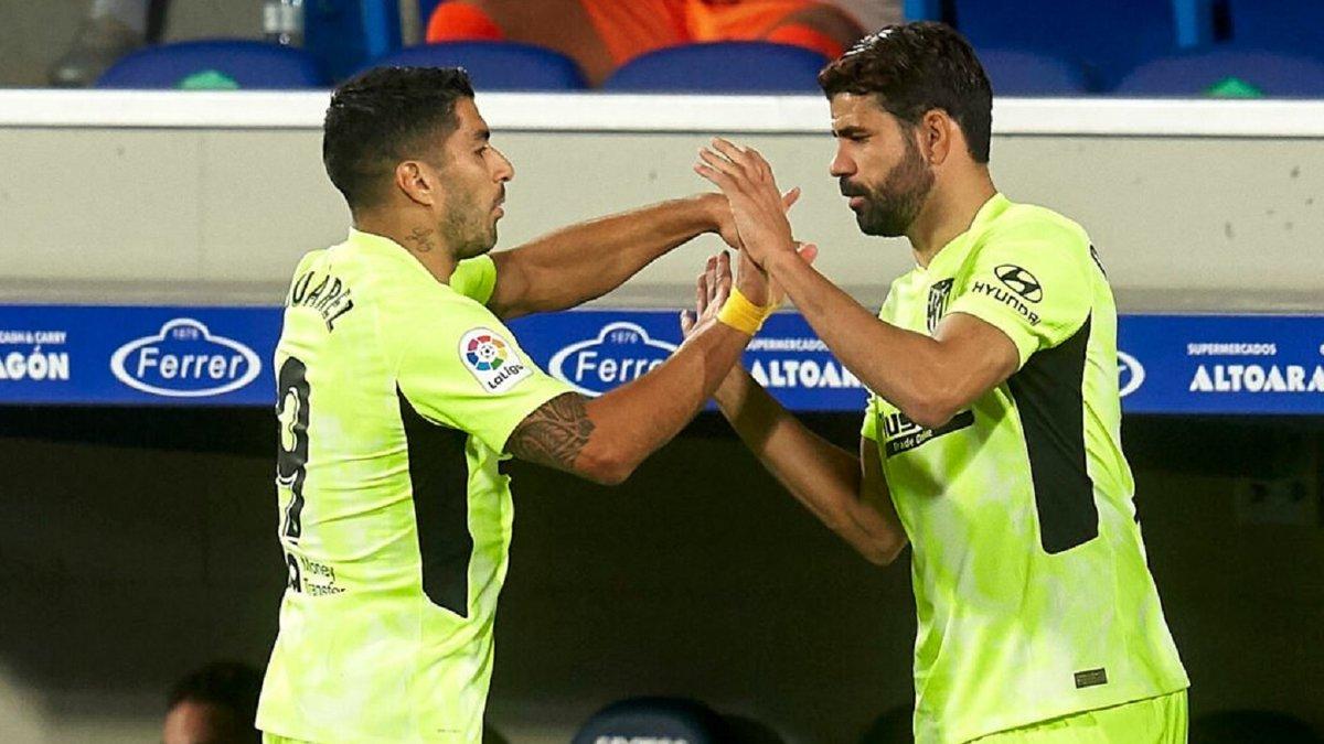 Коста имел стычку с помощником Симеоне – испанские СМИ назвали причины ухода форварда из Атлетико