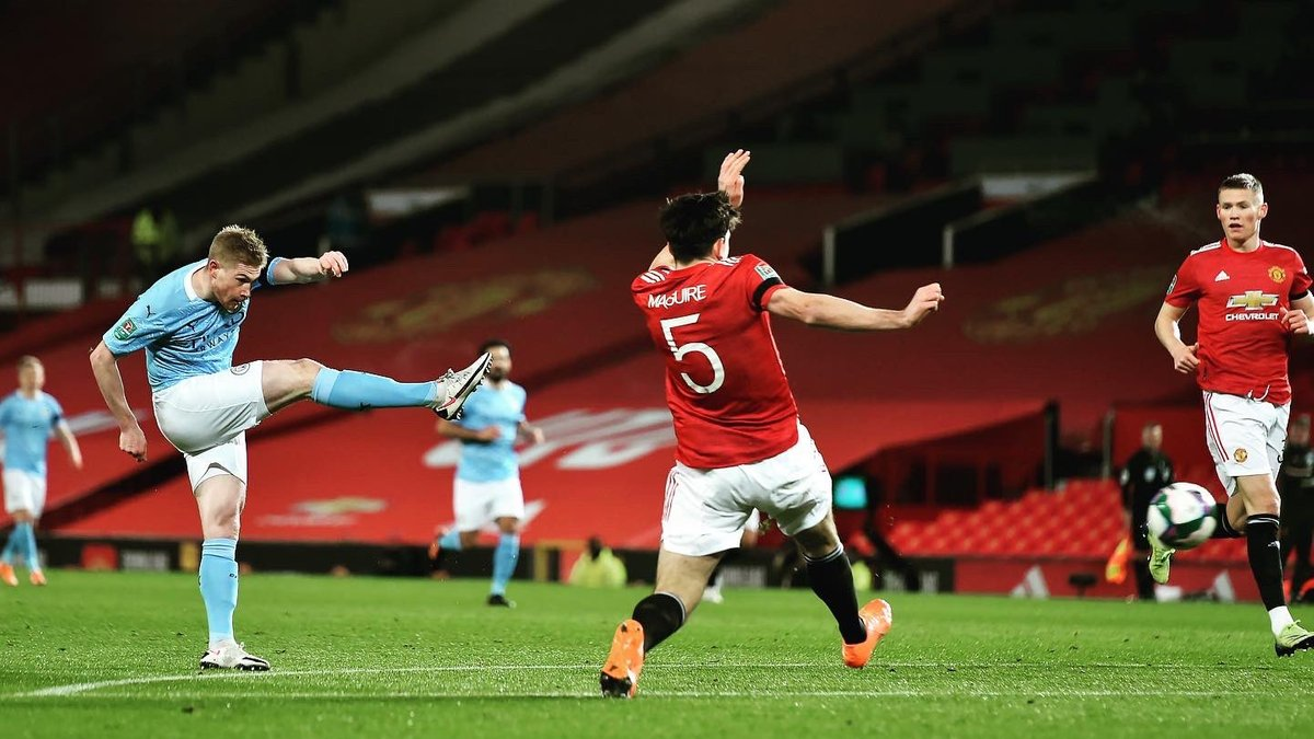 Манчестер Юнайтед – Манчестер Сіті – 0:2 – відео голів та огляд матчу