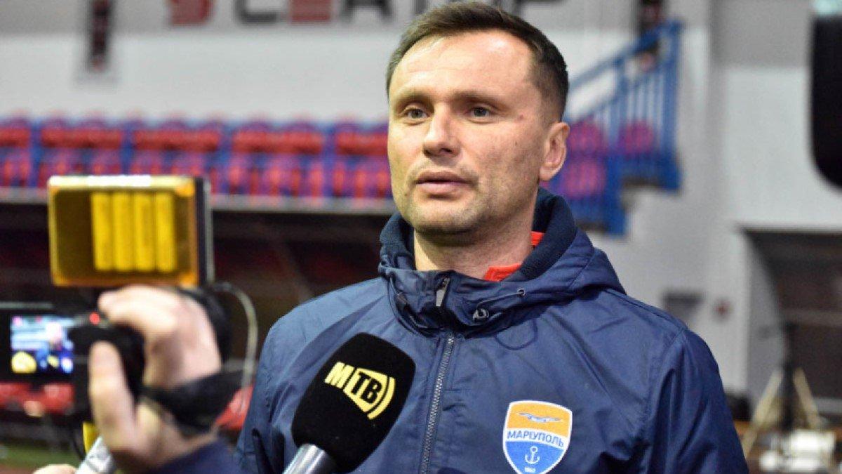 Маркевич оценил дебют новичков Мариуполя в матче против Слована