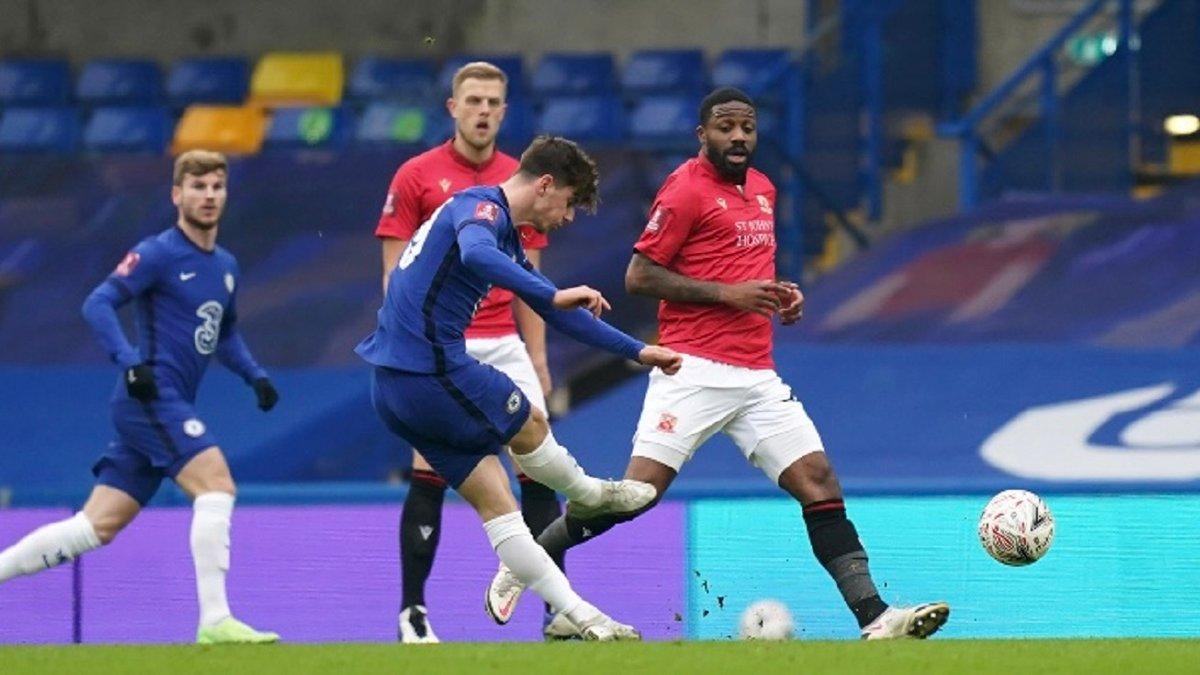 Челсі – Моркам – 4:0 – відео голів та огляд матчу