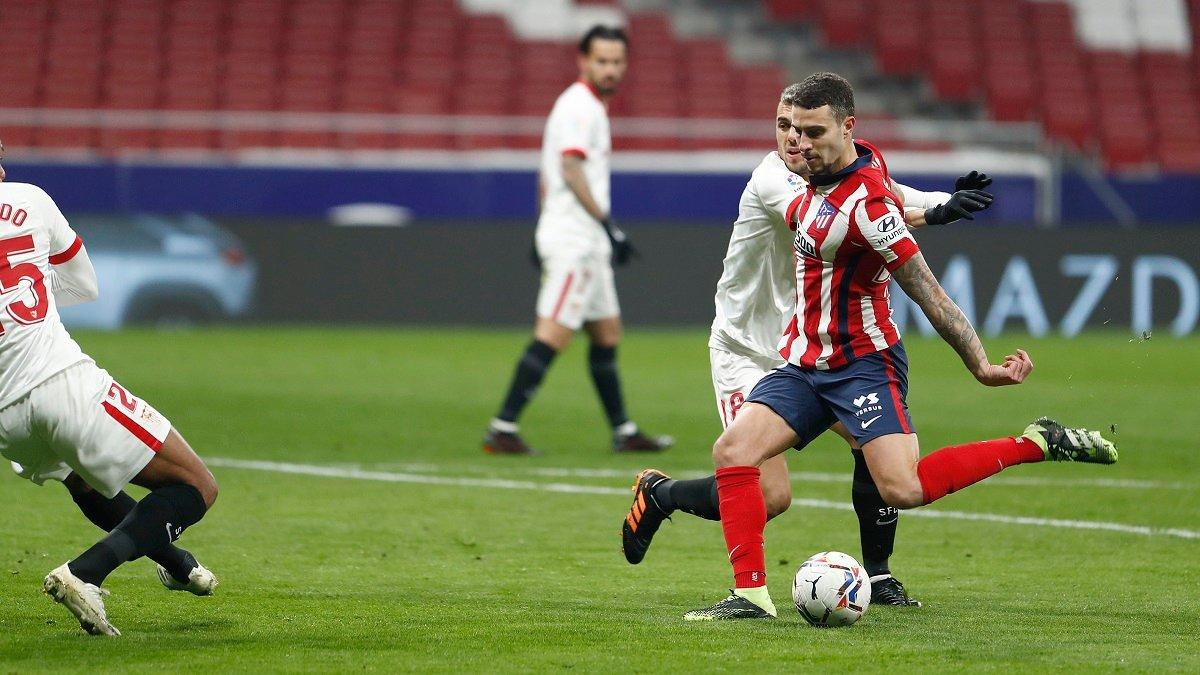 Атлетіко – Севілья – 2:0 – відео голів та огляд матчу