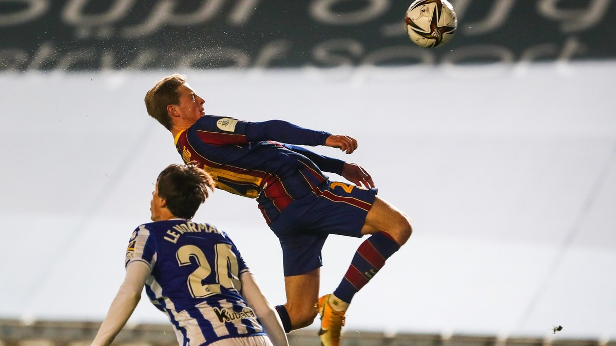 Реал Сосьєдад – Барселона – 1:1 (пен. 2:3) – відео голів та огляд матчу