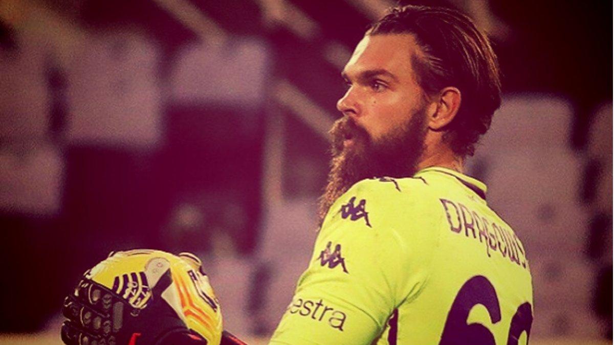"""""""Мене надихнув серіал Вікінги"""": грав зі скандальним українцем, стає головною бородою Італії, але не злякав Маліновського"""