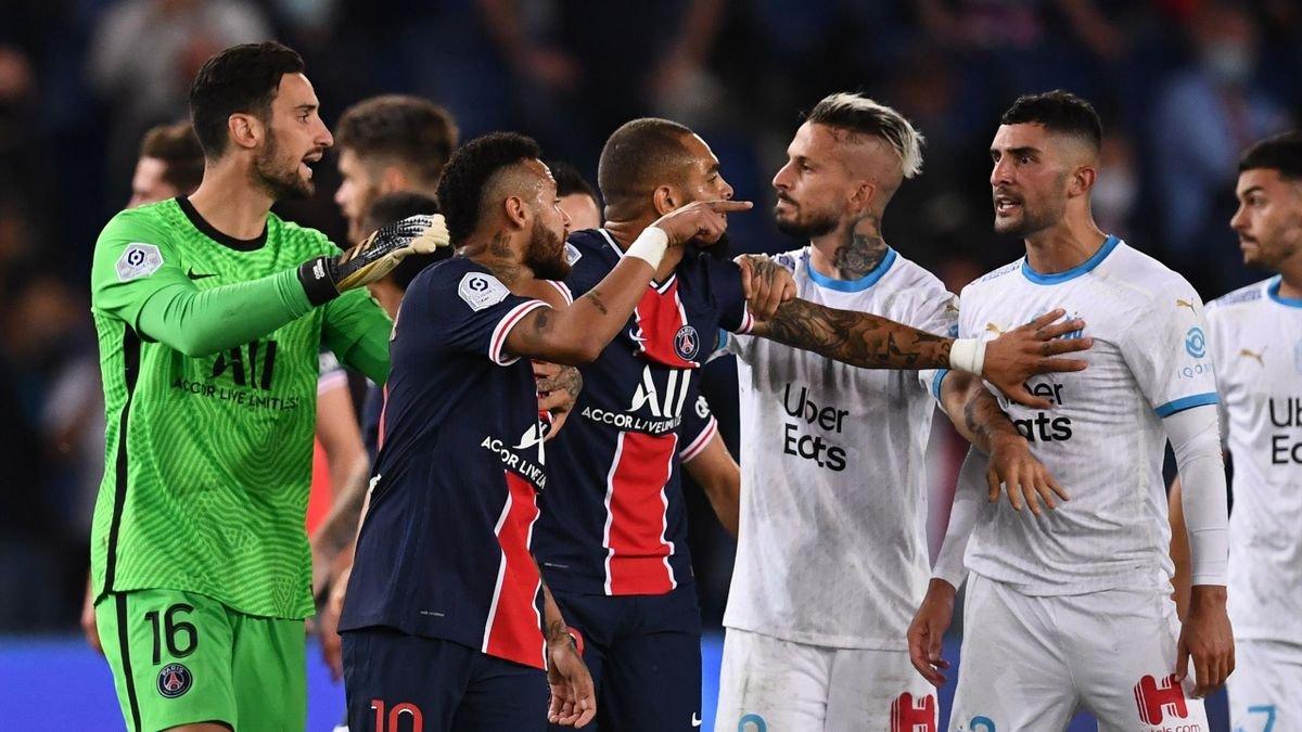 ПСЖ – Марсель: стартовые составы и онлайн-трансляция Суперкубка Франции