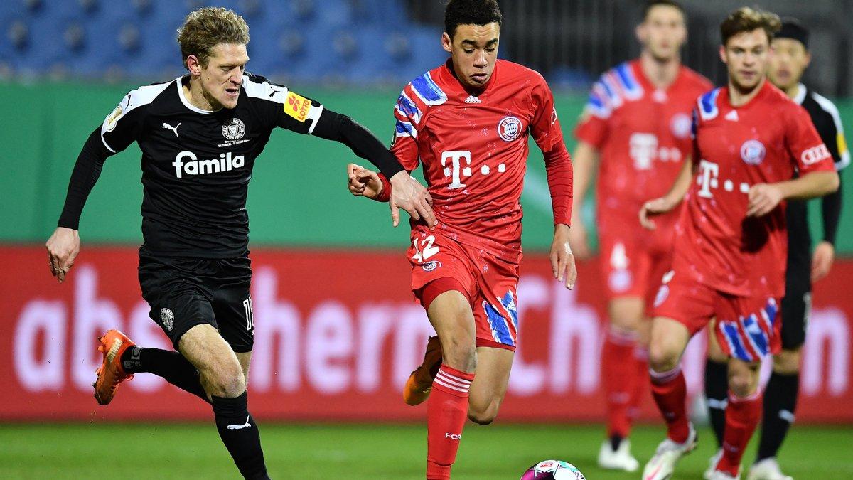 Баварія сенсаційно вилетіла з Кубка Німеччини від Хольштайна – феєричний камбек від представника другої Бундесліги