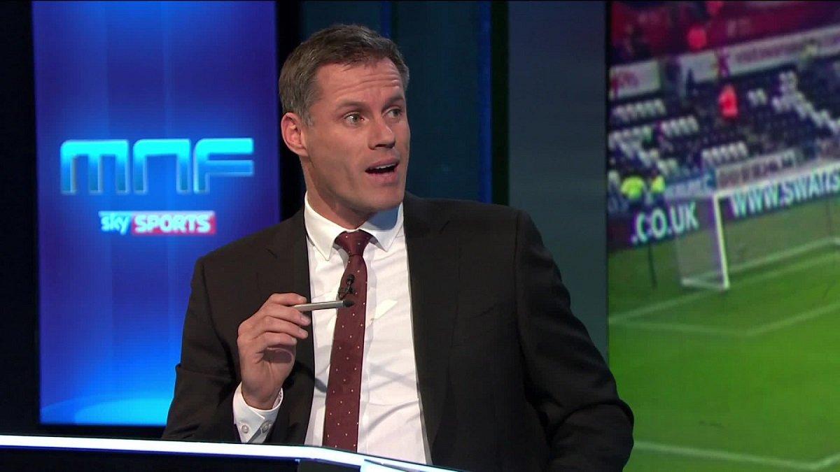 Каррагер: Ливерпуль должен поставить Манчестер Юнайтед на место